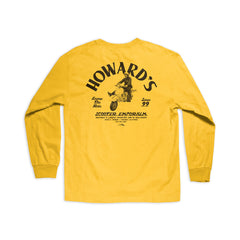 Howard's Scooter Emporum Long Sleeve T-Shirt