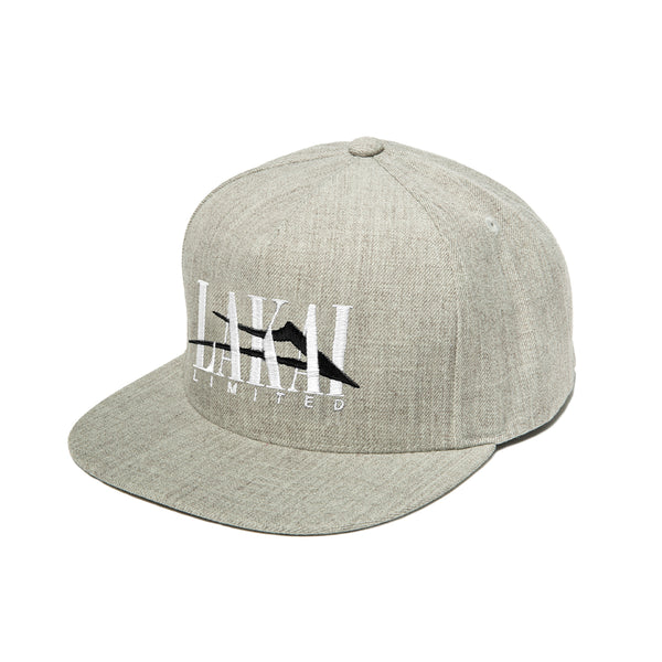 Interlaced Snapback Hat