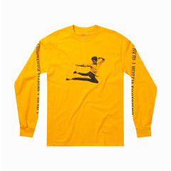 Kung Flare Long Sleeve T-Shirt