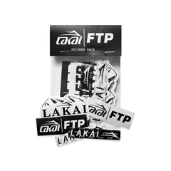 Lakai x FTP Sticker Pack