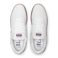 Manchester XLK - White/Gum Leather