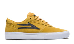 Manchester - Yellow/Black Suede