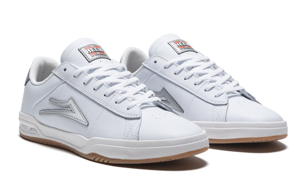 Newport XLK - H33M White Leather