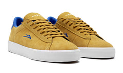 Newport - Gold/Royal Suede