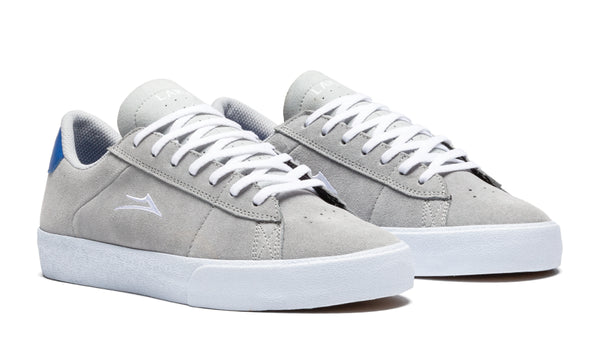 Newport - Light Grey Suede