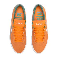 Lakai x Larry June Newport Orange Suede