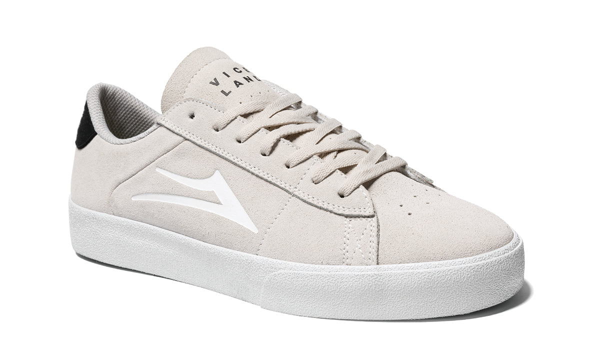 Newport - White Suede - Mens Shoes