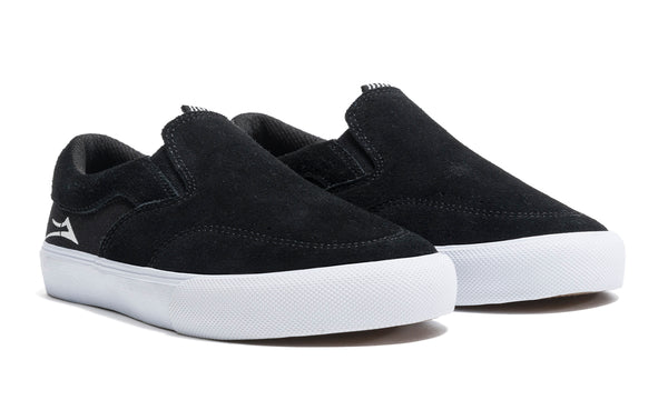 Owen Kids - Black Suede