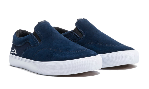Owen Kids - Navy Suede