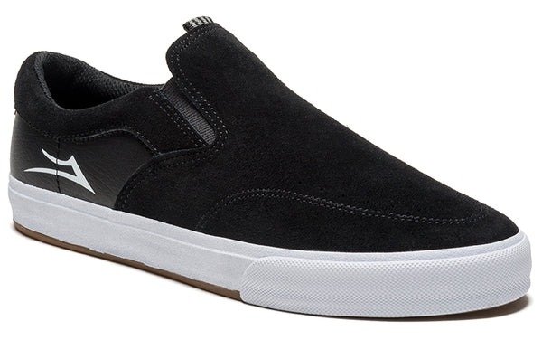 Owen VLK - Black Suede