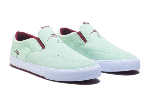 Owen VLK - Mint Suede