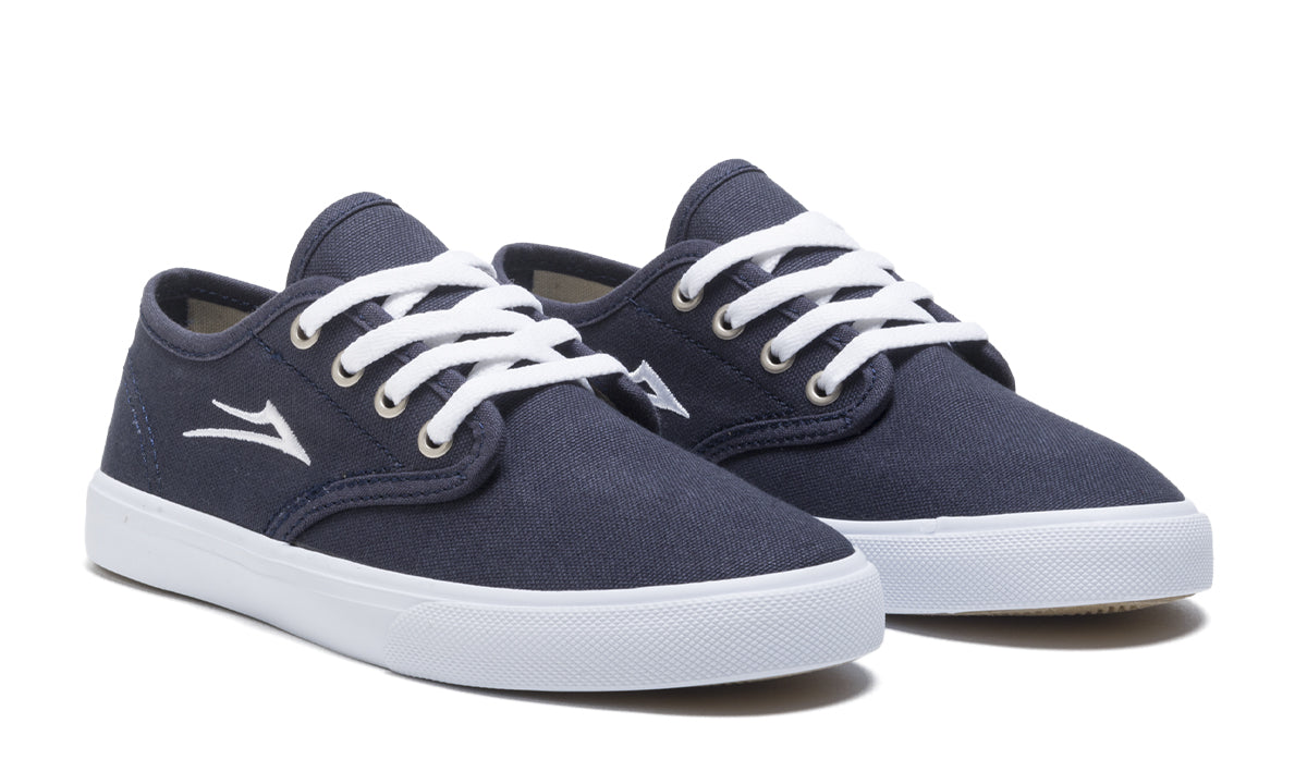 Oxford Kids - Navy Canvas - Kids Shoes