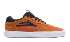 Proto Vulc - Burnt Orange Suede