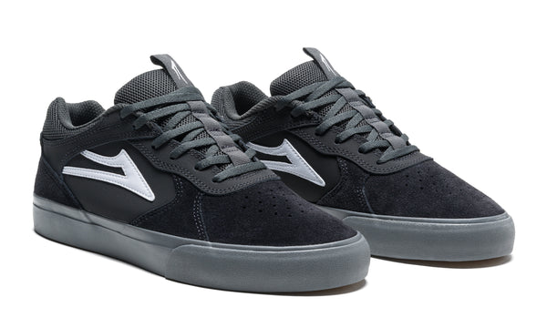 Proto Vulc - Charcoal Suede