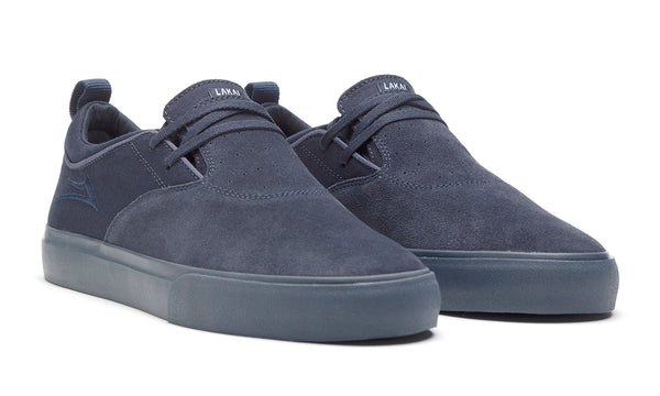 Riley 2 - Navy/Navy Suede