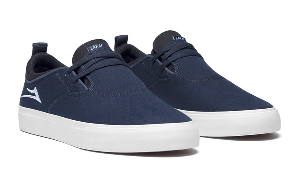 Riley 2 - Navy Canvas