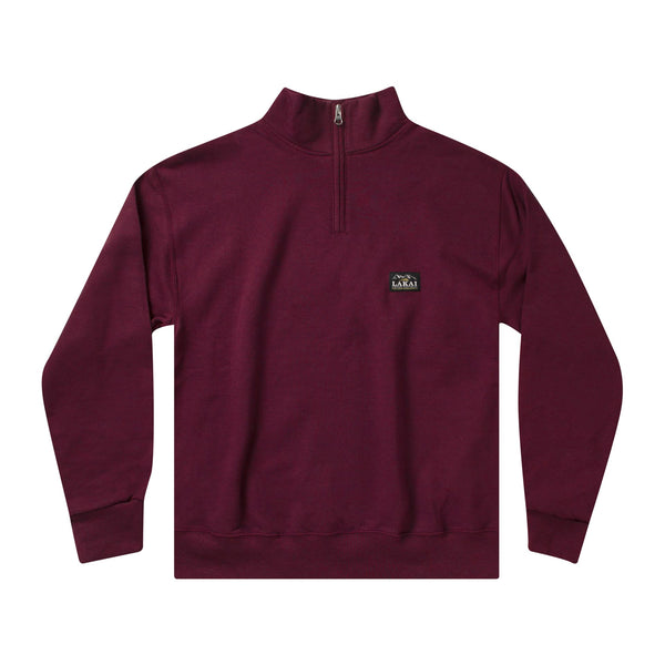 Season Quarter Zip Fleece