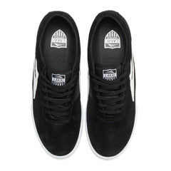 Sheffield - Black Suede