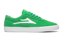 Sheffield - Green Suede