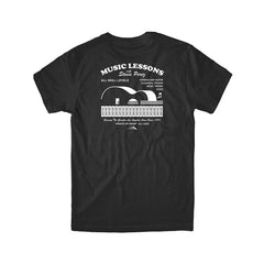 Stevie's Music Lessons T-Shirt