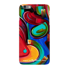 Load image into Gallery viewer, Phone Case Abstract Art by Novik - Adrenaline*