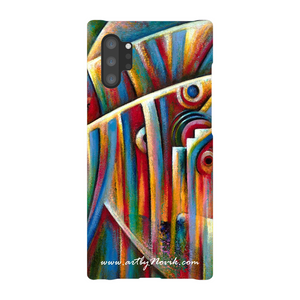 Phone Case Abstract Art by Novik - Pearl Born