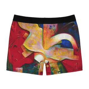 art-by-novik - Alien Butterfly Men's Boxer Briefs - All Over Prints