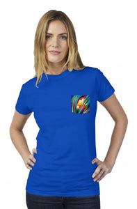 art-by-novik - Inspiration Tultex Women's Pocket Tee - tshirts