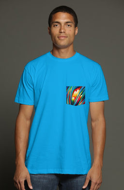 Inspiration USA Men's Pocket Tee