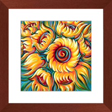 Load image into Gallery viewer, Children of the Sun Framed Print