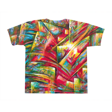 Load image into Gallery viewer, art-by-novik - Birthplace of Fire on All-Over Print T-Shirts -