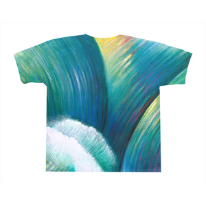 art-by-novik - Rebellious Element on All-Over Print T-Shirts -