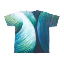 Load image into Gallery viewer, art-by-novik - Rebellious Element on All-Over Print T-Shirts -