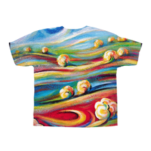 Load image into Gallery viewer, Nap in Fairytale on All-Over Print T-Shirts