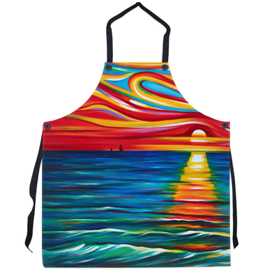 Gift of Sunset Apron
