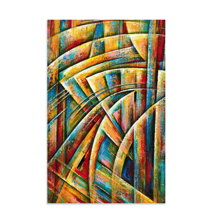 art-by-novik - New System Dish Towel -
