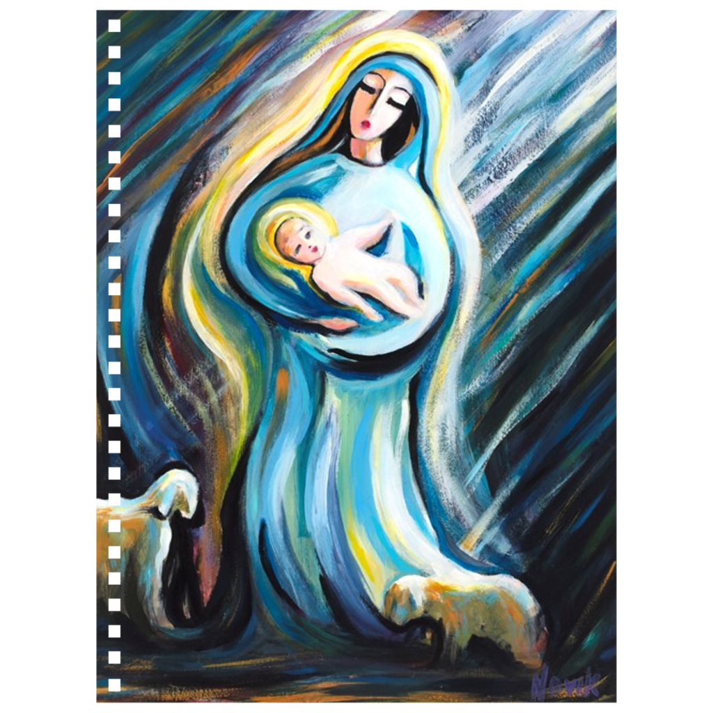Birth of the Savior Notebook