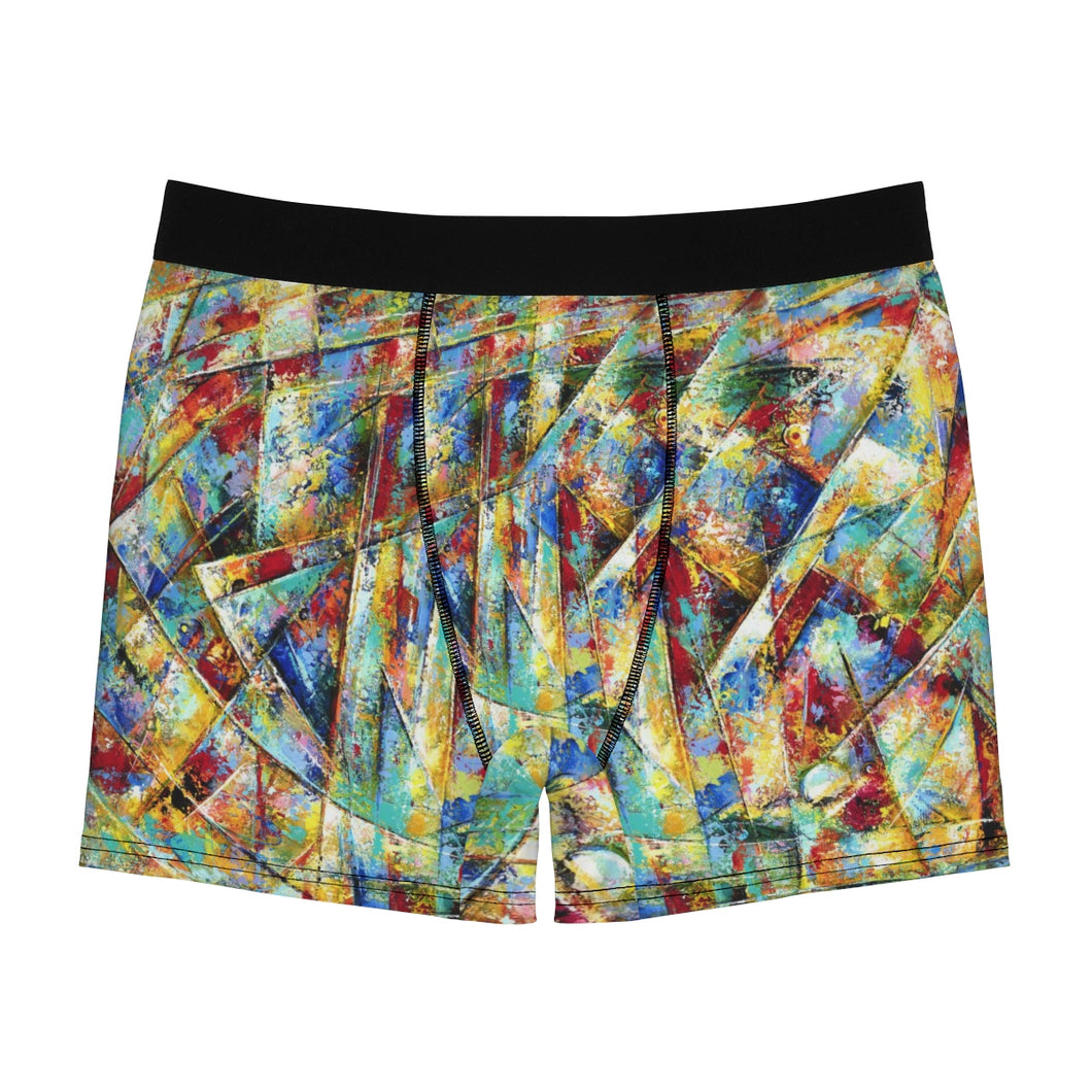 art-by-novik - Unknown System Men's Boxer Briefs - All Over Prints