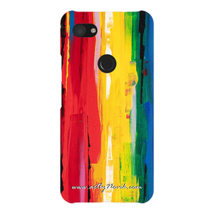 Phone Case Abstract Art by Novik - Together*