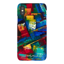 Load image into Gallery viewer, Phone Case Abstract Art by Novik - Evening in the Dream*