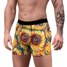 Load image into Gallery viewer, art-by-novik - Children of the Sun Men's Boxer Briefs - All Over Prints