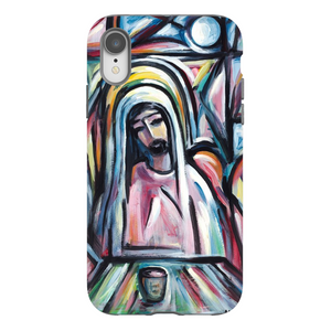Cup of Life Sacred Art Phone Cases