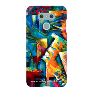 Phone Case Abstract Art by Novik - Legend #1