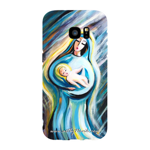 Birth of the Savior Sacred Art Phone Cases*