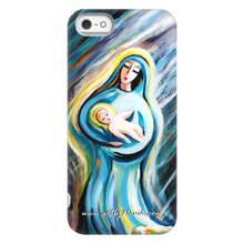 Load image into Gallery viewer, Birth of the Savior Sacred Art Phone Cases*