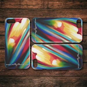 Phone Case Abstract Art by Novik - Inspiration $
