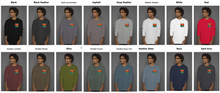 Load image into Gallery viewer, art-by-novik - Gift of Sunset Long Sleeve Men's Pocket Tee - tshirts