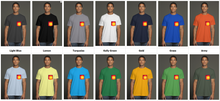Load image into Gallery viewer, Heat USA Men's Pocket Tee