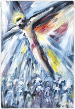 Load image into Gallery viewer, Crucifixion Sacred Art Phone Cases
