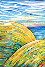 Load image into Gallery viewer, Expressionist Paintings by Venice Los Angeles California artist Novik